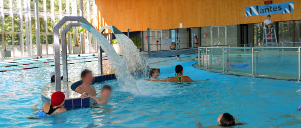 Pr sentation de la piscine du petit port nantes for Piscine nantes petit port